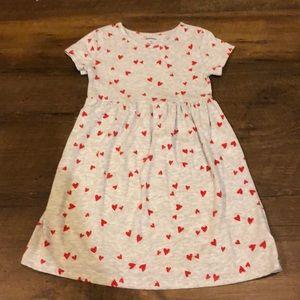 Short Sleeve Jersey T Dress